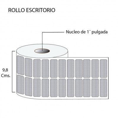 Etiqueta VOID 46X18