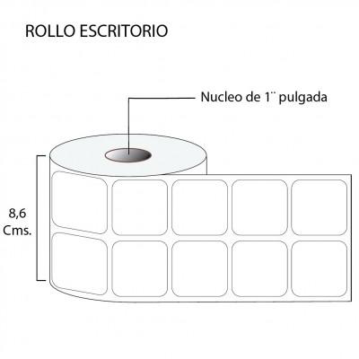 Etiqueta  Térmica 40X40